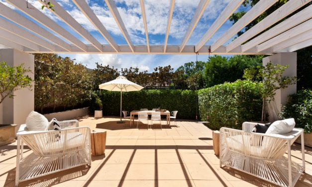 5 Backyard Privacy Ideas