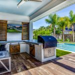 Backyard Living: Benefits of an Outdoor Kitchen